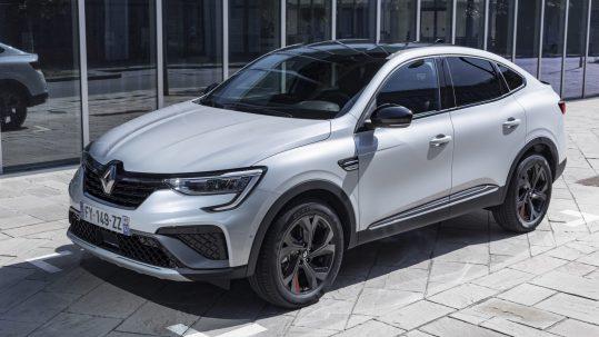 Renault Arkana Kumho OE